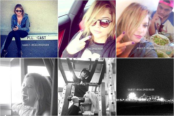 """♦ 20.srpna 2013: Ashley se objeví ve videu na podporu """"DKNY Jeans"""" značku, přes Nylon Magazine! Miluji toto video je opravdu dobrý tour. Přezkum?"""